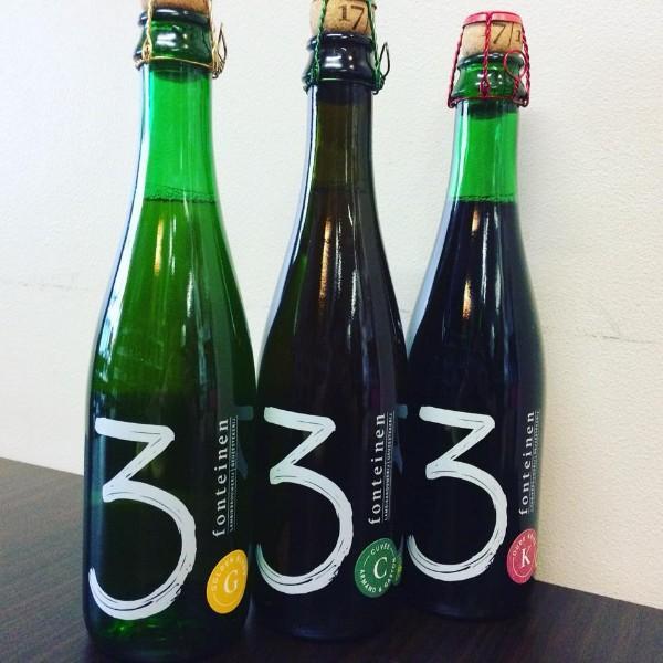 Brasserie 3 Fonteinen / Brouwerij 3 Fonteinen